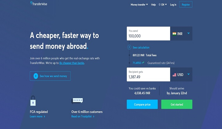 transferwise best payment gateway