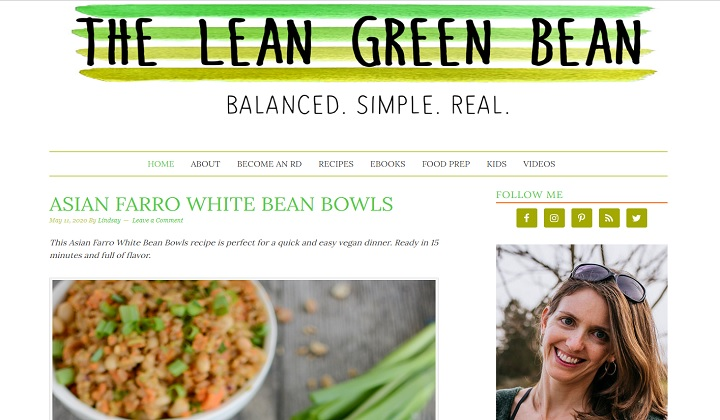 the lean green bean