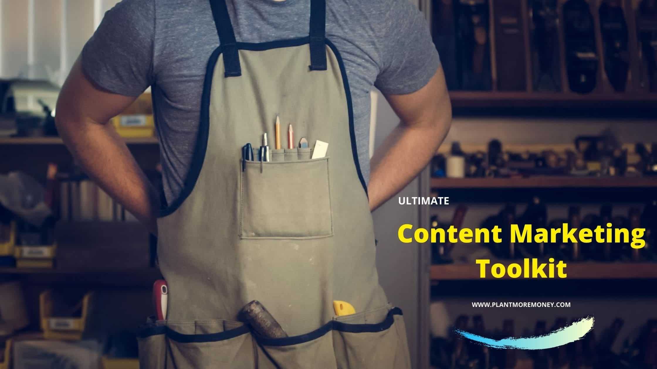 SEMrush Content Marketing Toolkit: Skyrocket Your Growth in 2021