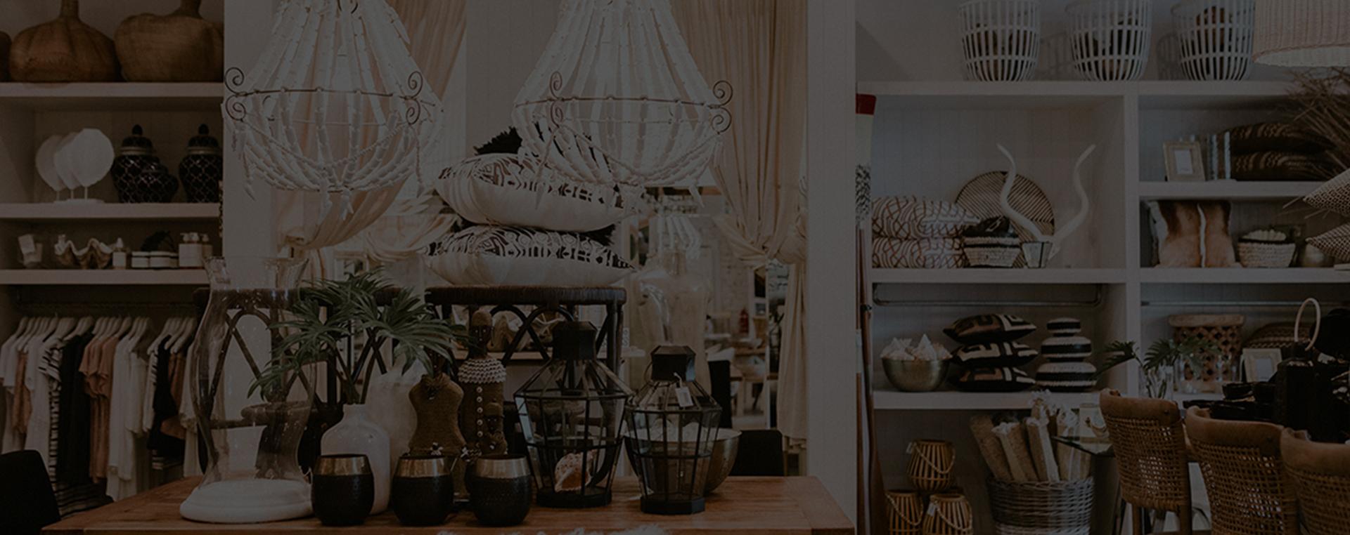 Homeware & Gift Shop