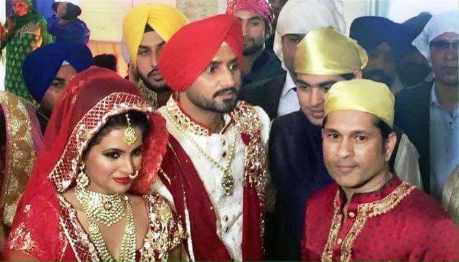 Geeta And Harbhajan