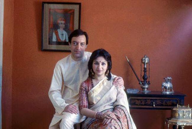 Sharmila Tagore – Mansur Ali Khan Pataudi