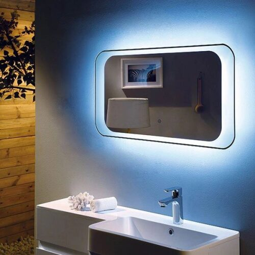 RAK Moon LED Mirror