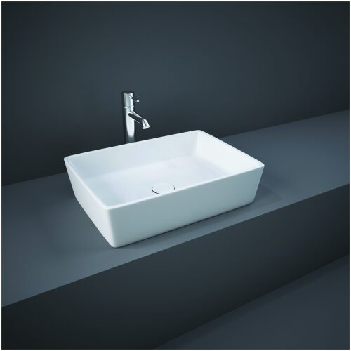 rak moon rectangular countertop basin main image