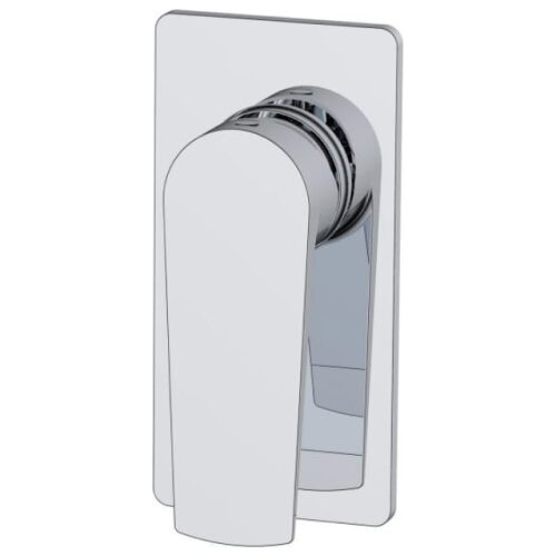 single outlet concealed valve thermostatic main image