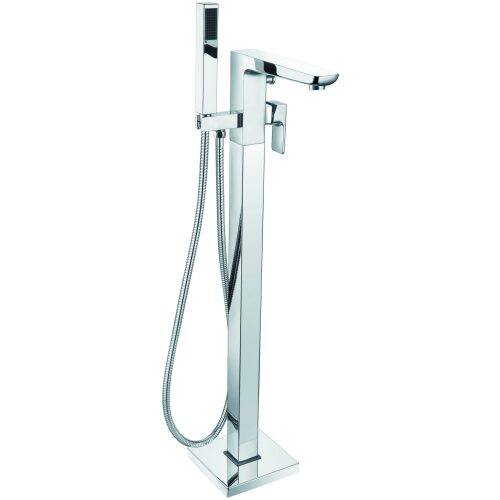 rak moon free standin shower filler main image