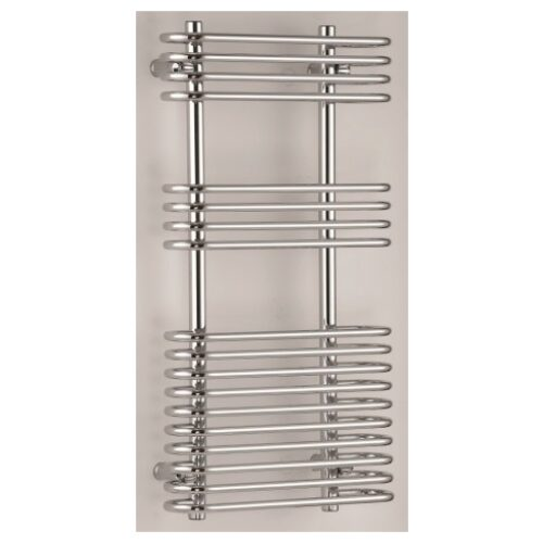 RAK Plaza Eiffel Heated Towel Rail MAIN IMAGE