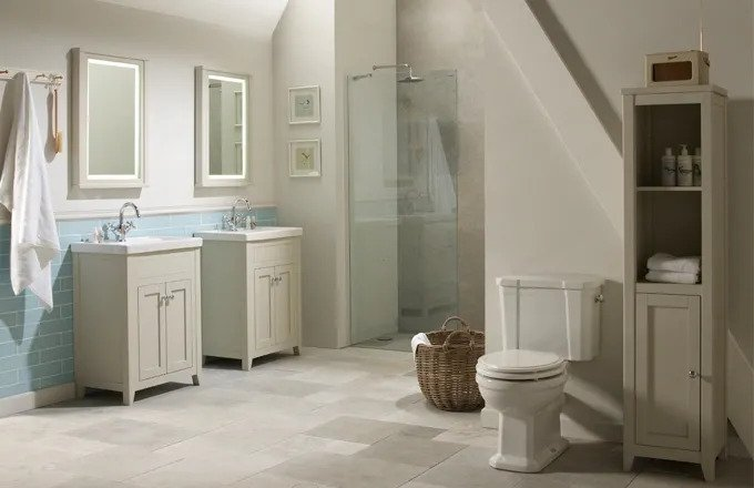 Give your bathroom a fresh look this spring!