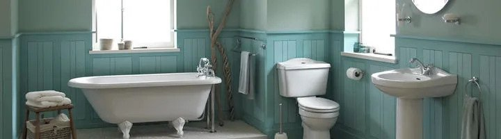 10 Tips to spruce up your bathroom!