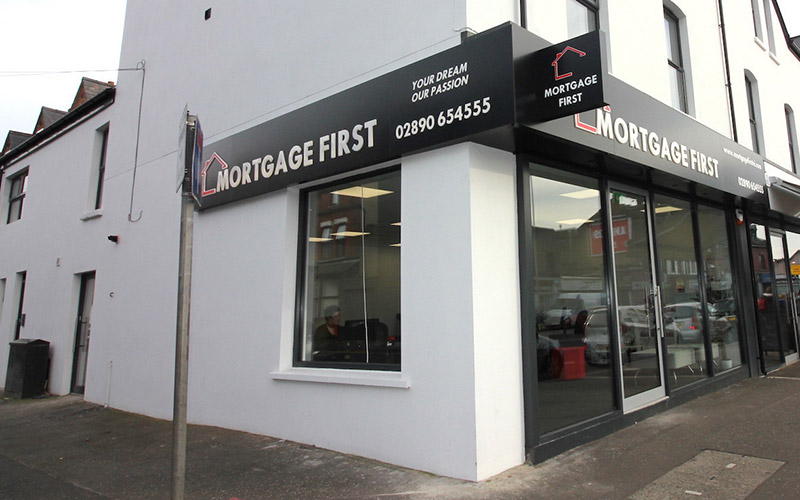 East Belfast Branch - Mortgage Broker