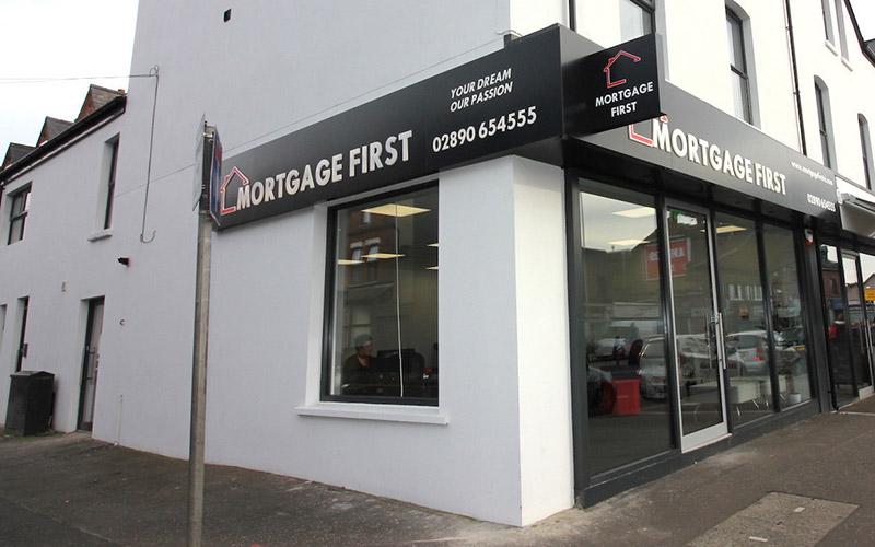 East Belfast Branch - Mortgage Broker