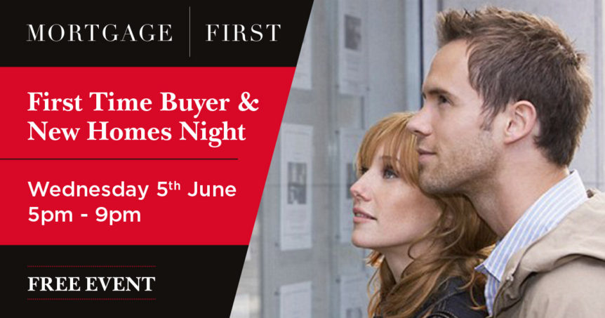 First Time Buyers June