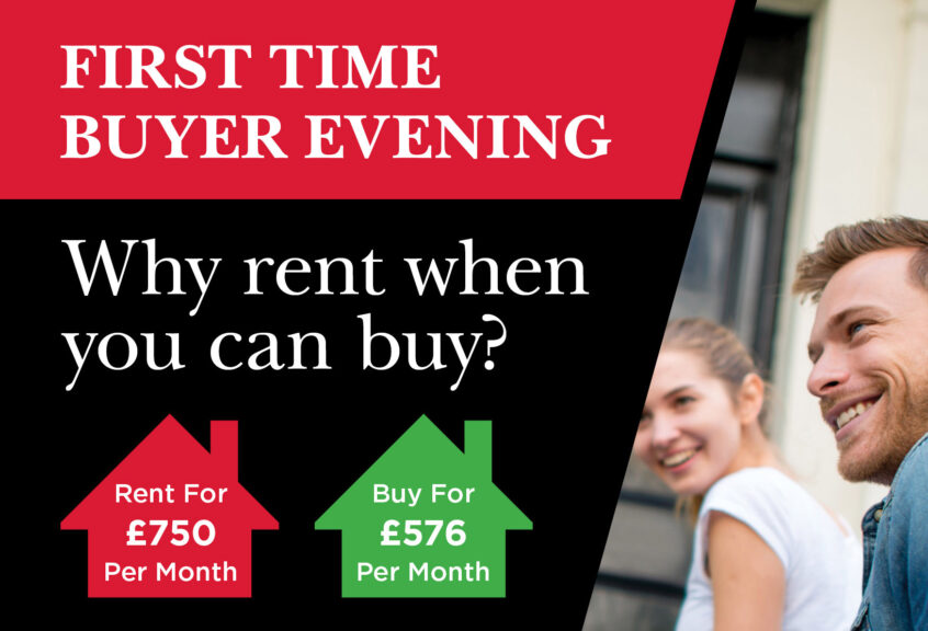 First Time Buyer & New Homes Night - 3 Oct 19 - A5 Flyer2
