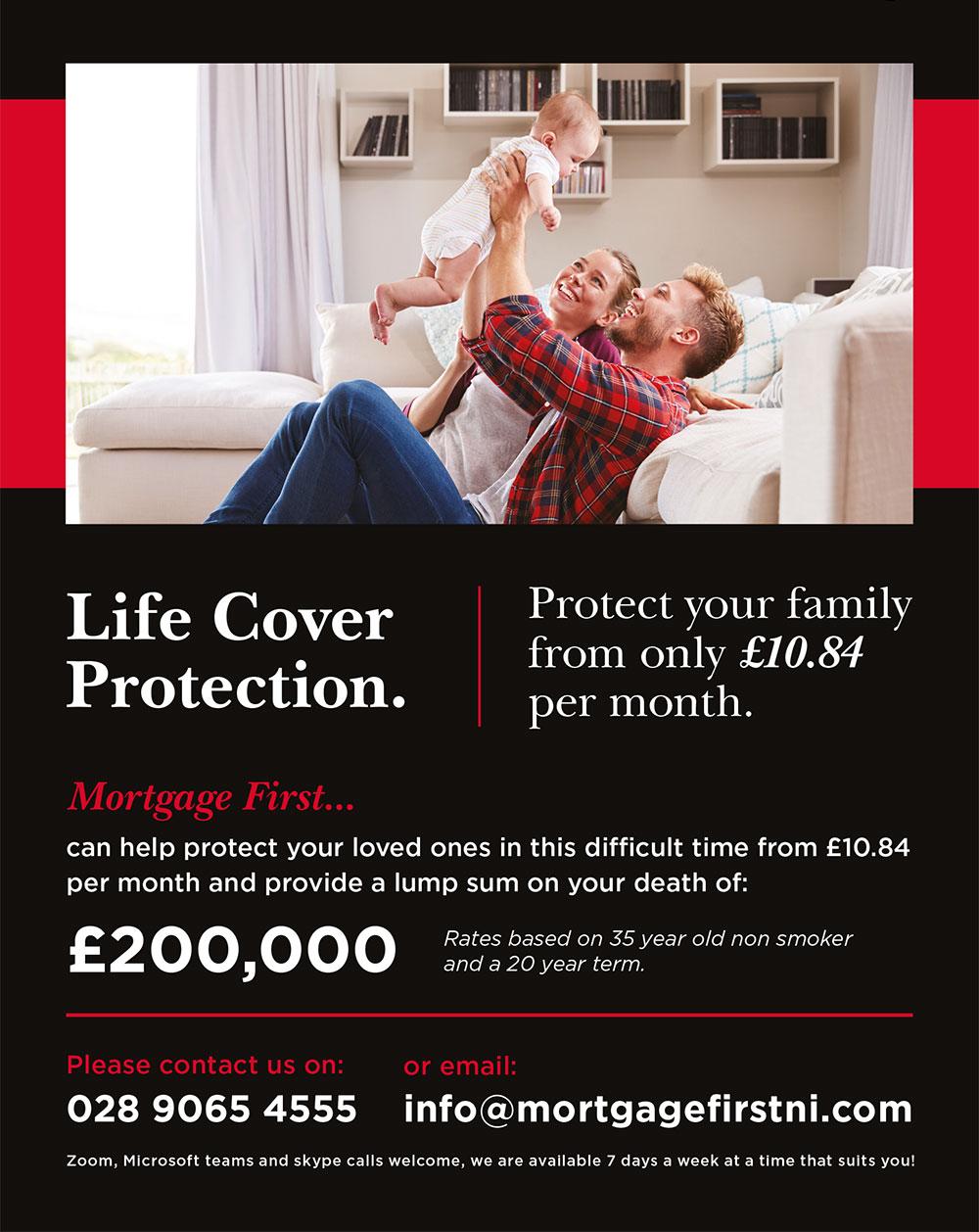 Life Cover Belfast
