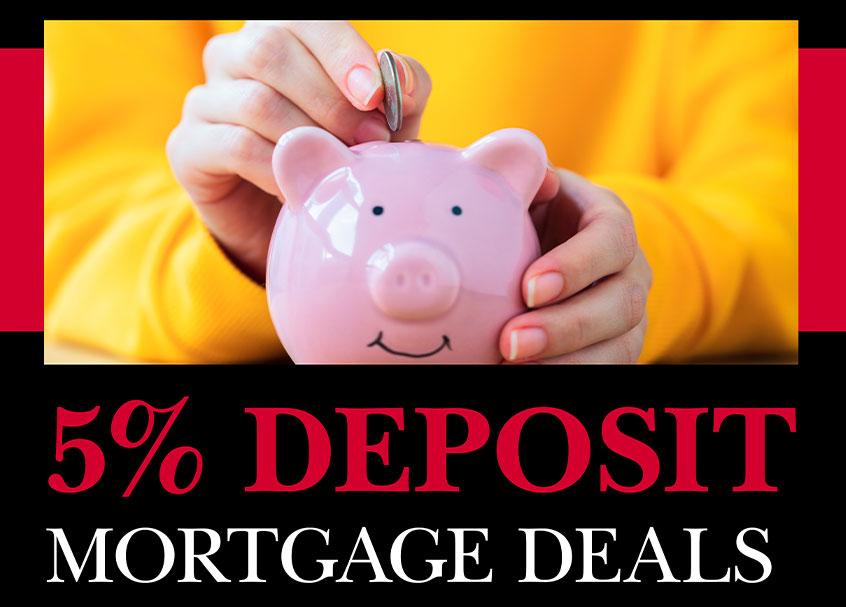 5 Percent Mortgage Deals