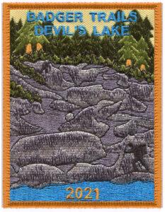 2021 Devil's Lake Patch