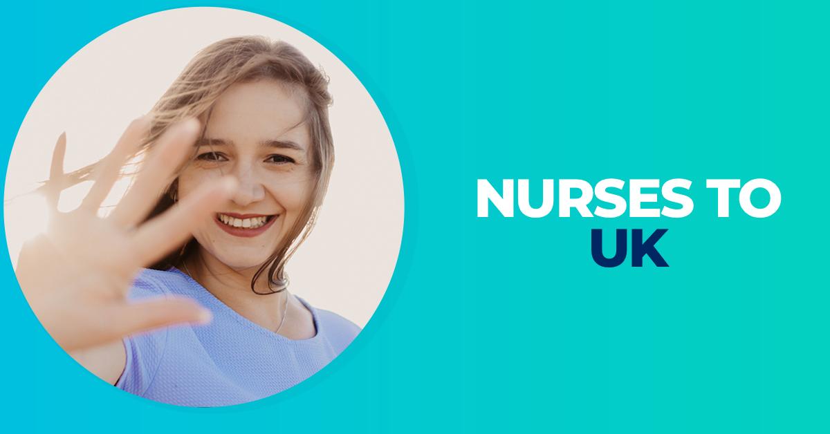 Nurses to UK