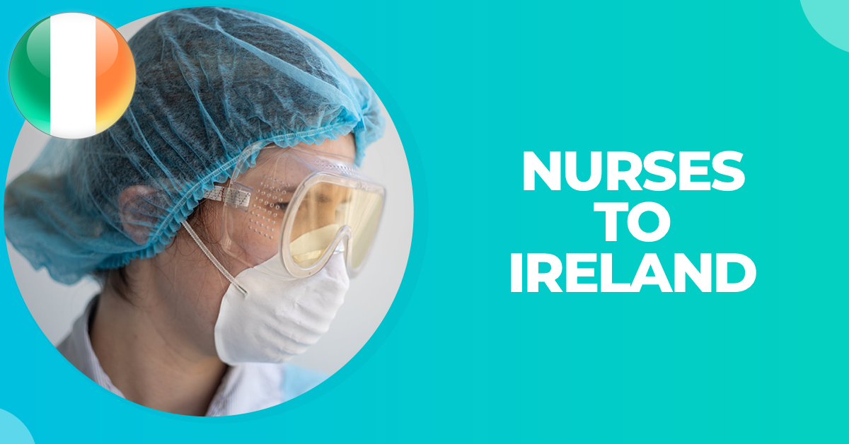 NURSES TO IRELAND