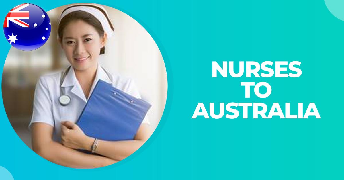 Nurses to Australia