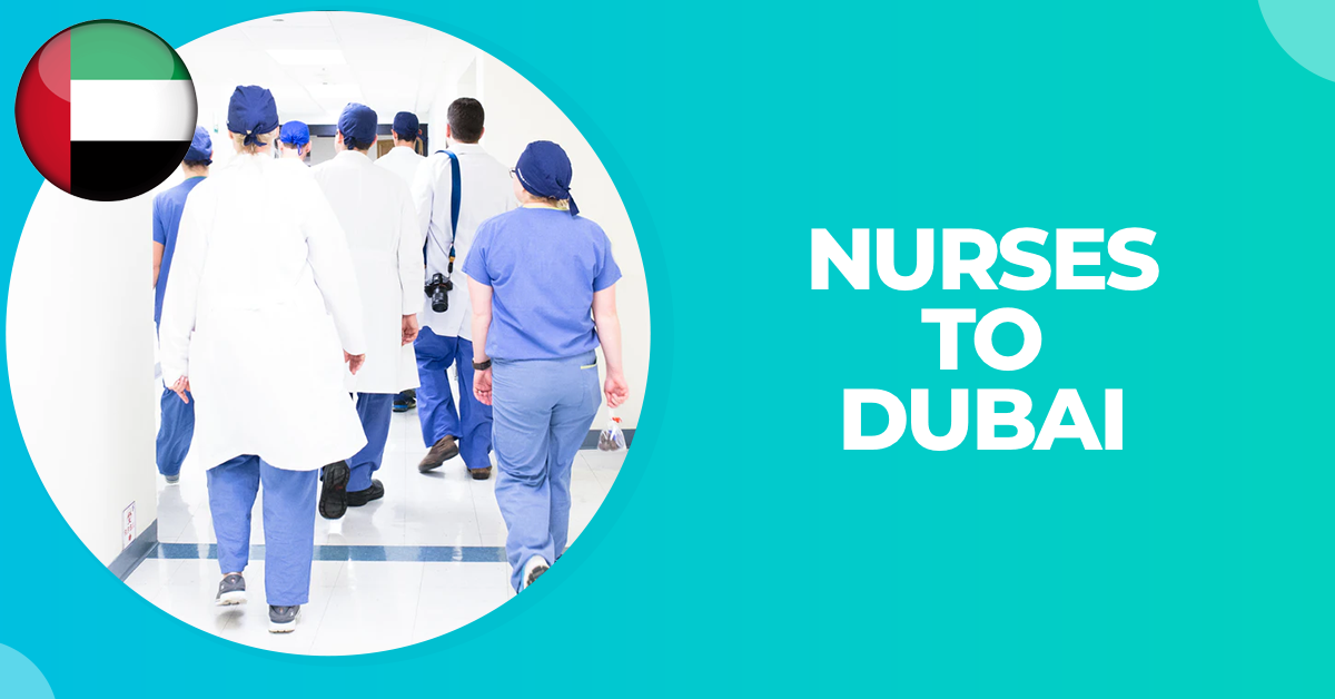 Nurses to Dubai