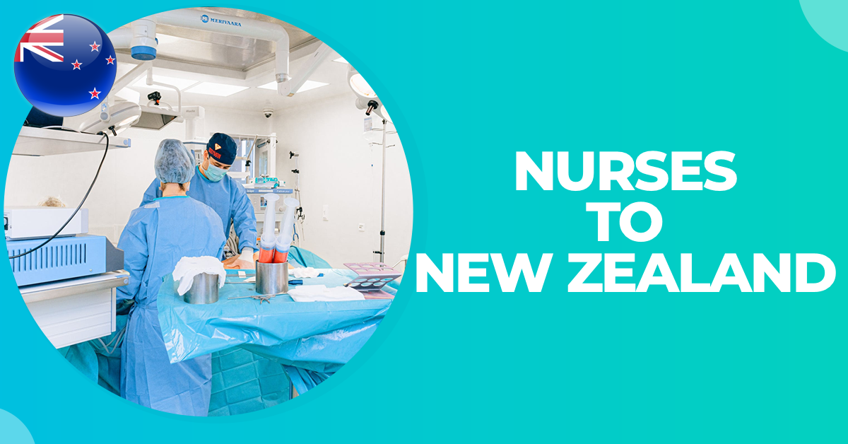 Nurses to New Zealand