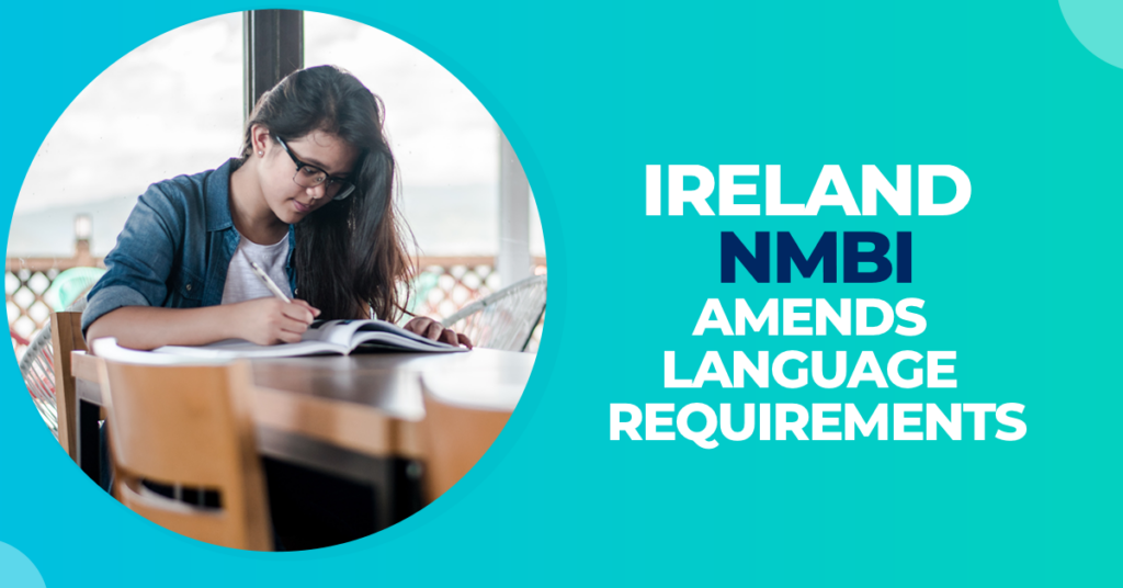 Ireland NMBI Language requirements – old vs new