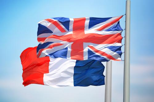 In a show of solidarity in turbulent times, a string of prestigious French tracks will give all British racegoers free fish and chips and a can of baked beans