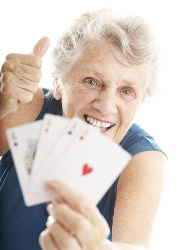 Betting to be banned, but not for grannies