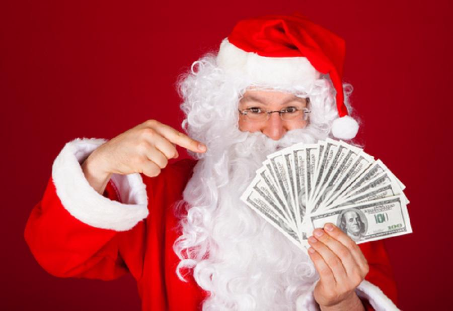 Cash for trainers in new Christmas charity appeal
