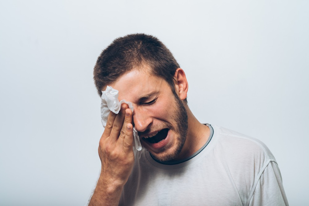 Man sobs after missing monster gamble while on 'Cool Off'