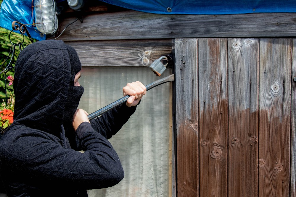 Bookmaker hid in problem gambler's shed