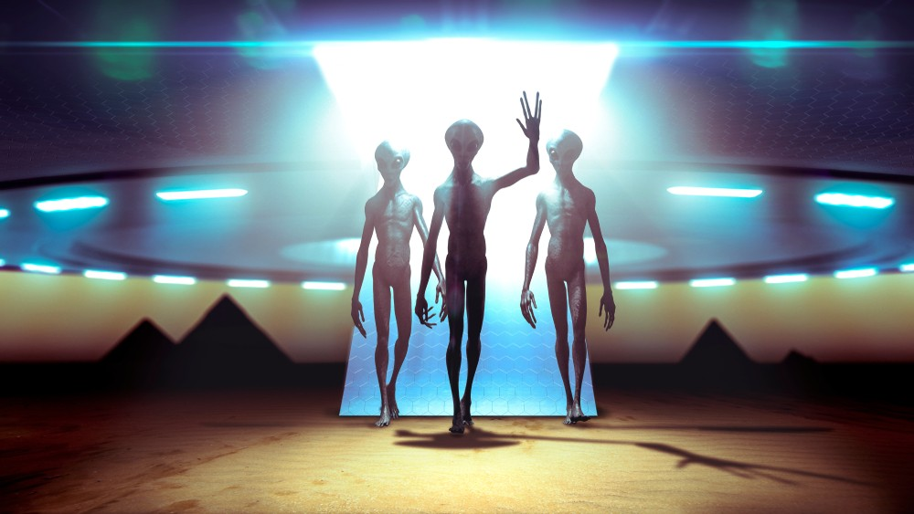 Study confirms bookmakers 'blatantly aliens'