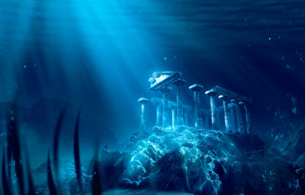 Lost city of Atlantis sank when Bookmakers blew it up