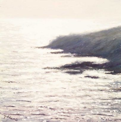 Cornish Art Seascape Painting