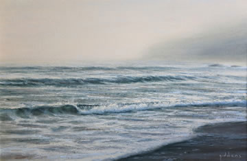 Cornish-Sea---Oil-on-Canvas--40-x-60-cm-
