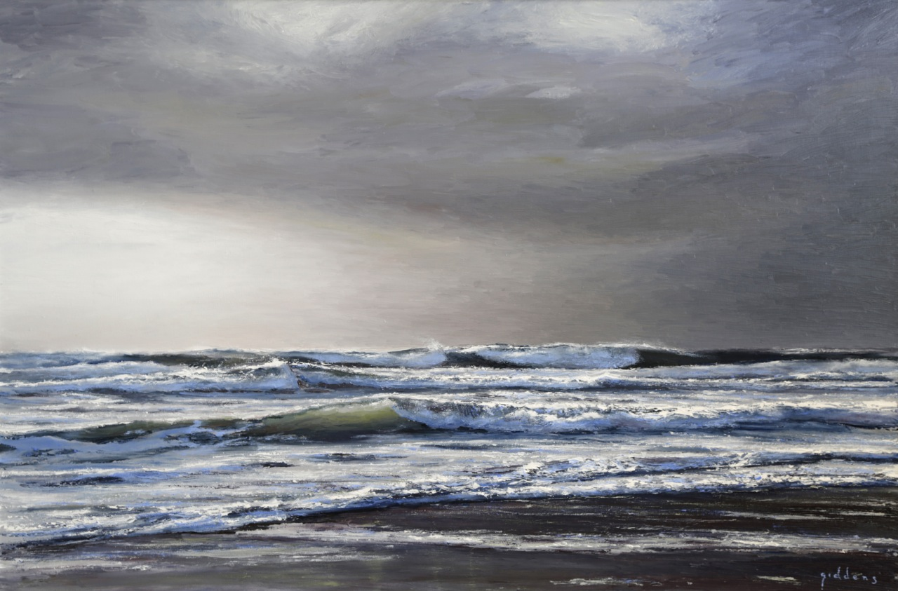 Seascape by Andrew Giddens