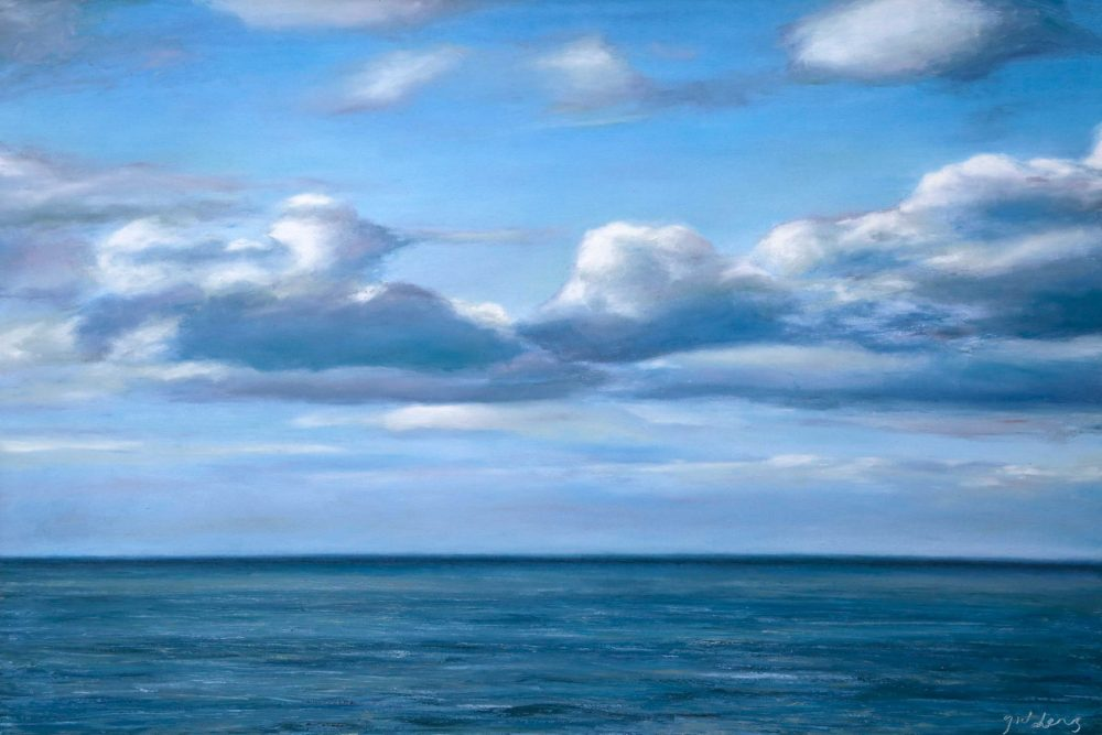 Blue Horizon Andrew Giddens