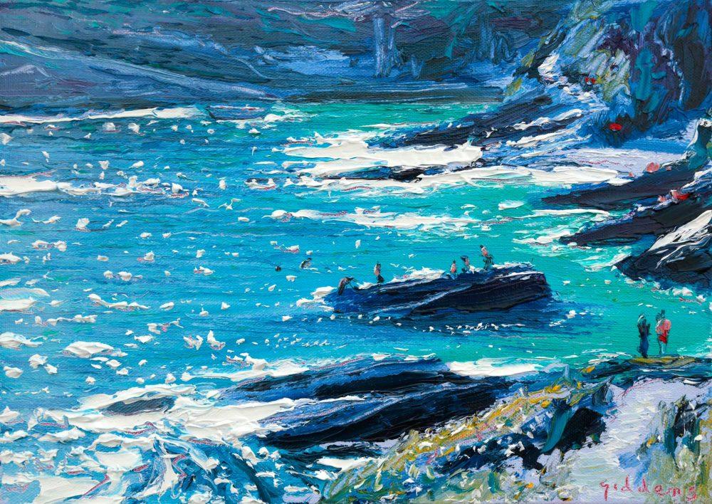 Prussia Cove Wild Swimming