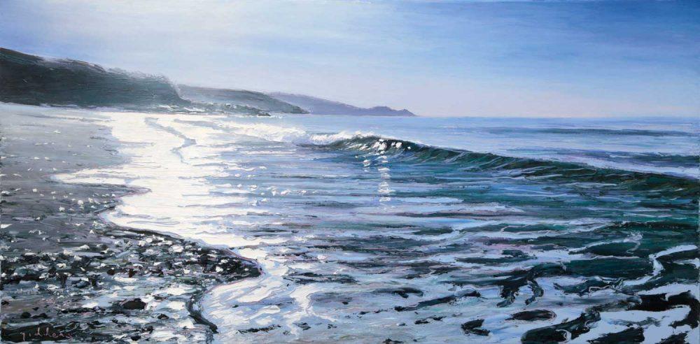 Cornish Perran Beach