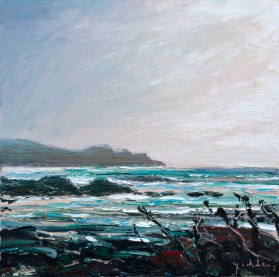 Cudden Point from Boat Cove by Andrew Giddens