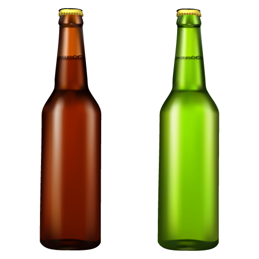 AGI glaspac Beer-Bottles