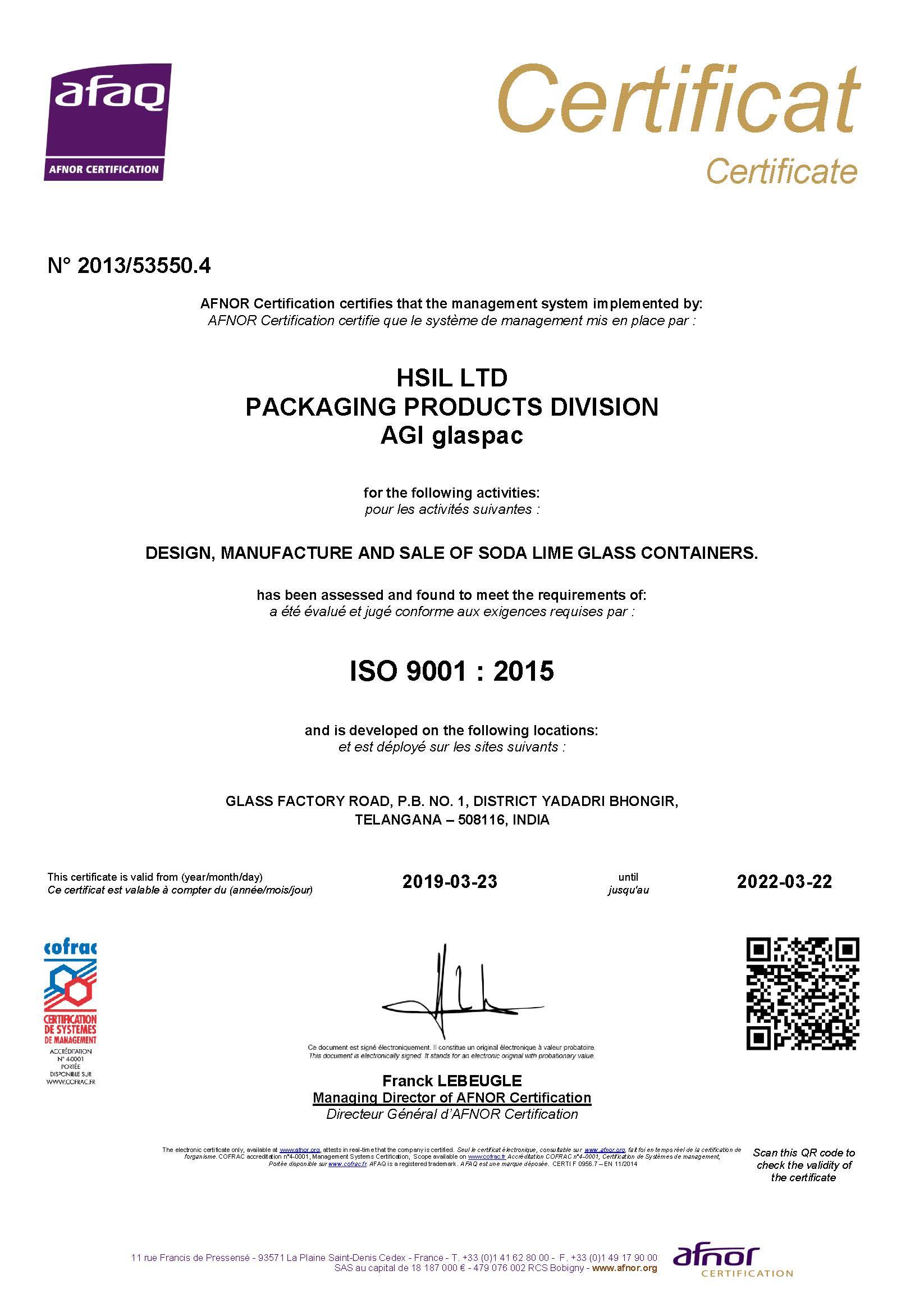 bgr certificate 2