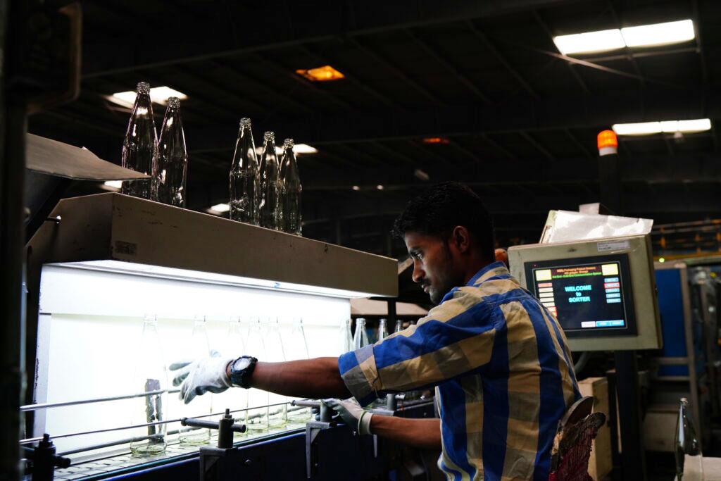 "Inspection Machines – ""Emhart"", USA"