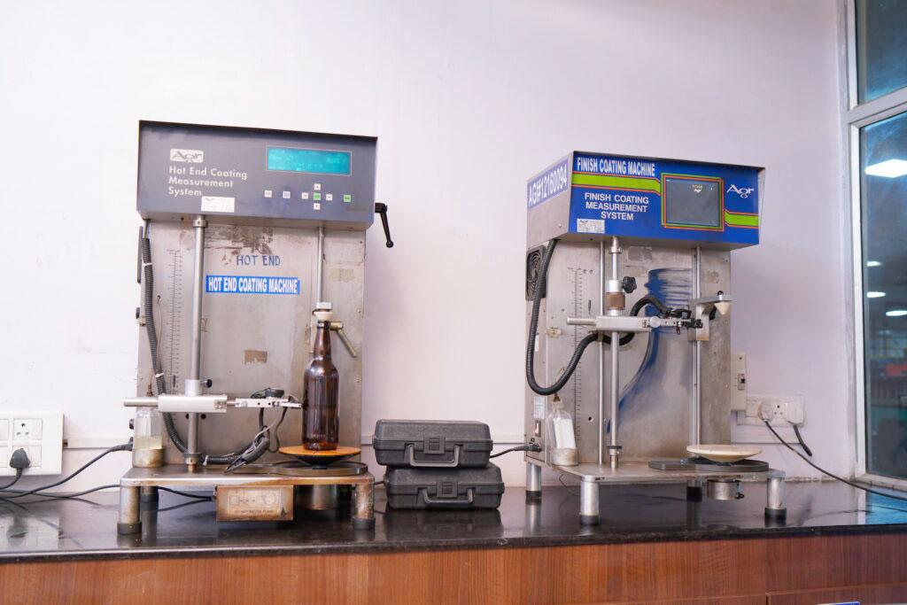 "Q.C. & Testing Equipment's -""AGR"", USA"