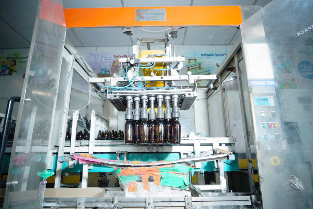 "Automated Packaging – ""Clearpack"", Singapore"