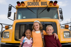 bus, schoolbus