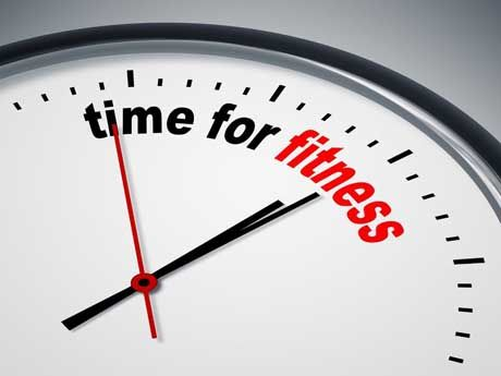How many times should you work out in a week?