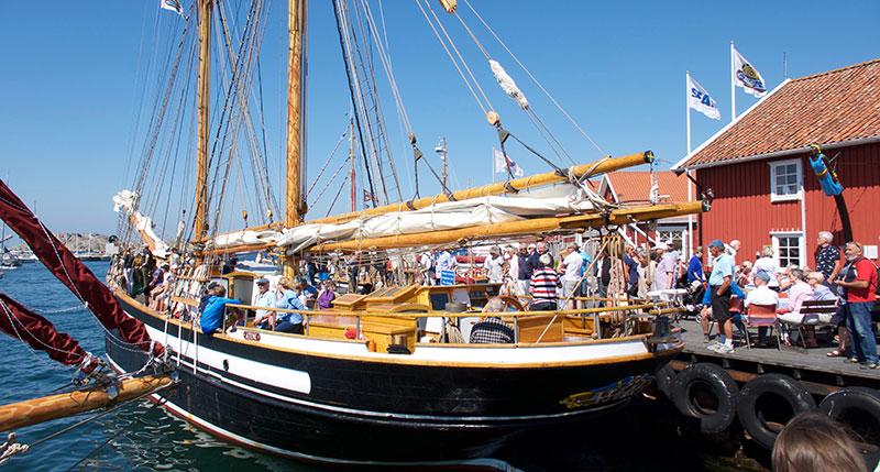 Föreningen M/S Atene fyller 40 år! Öppet skepp 9 MAJ mellan 11.00 & 16.00