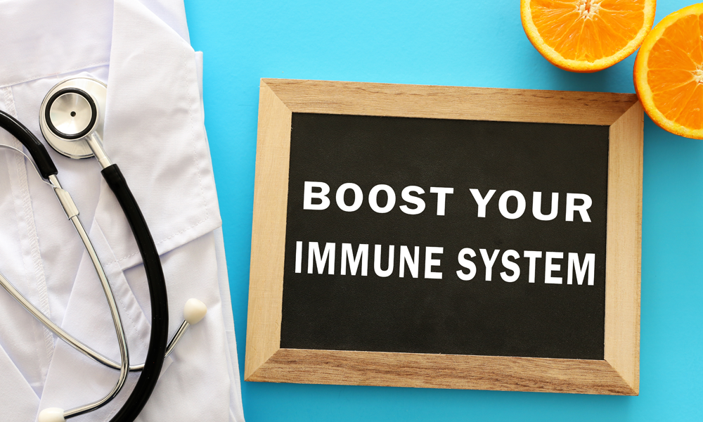 5 Tips to Boost Your Immune System During Coronavirus