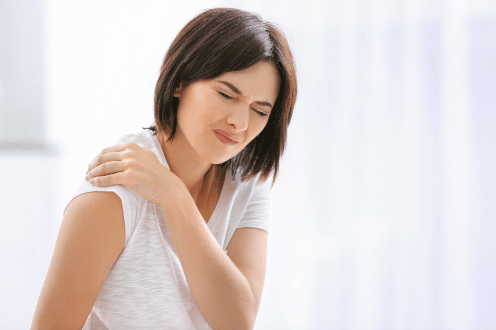 Shoulder Injuries to avoid at home